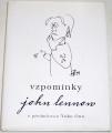 Lennon John - Vzpomínky (s předmluvou Yoko Ono)