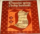 LP Vánoční zpěvy z doby husitské