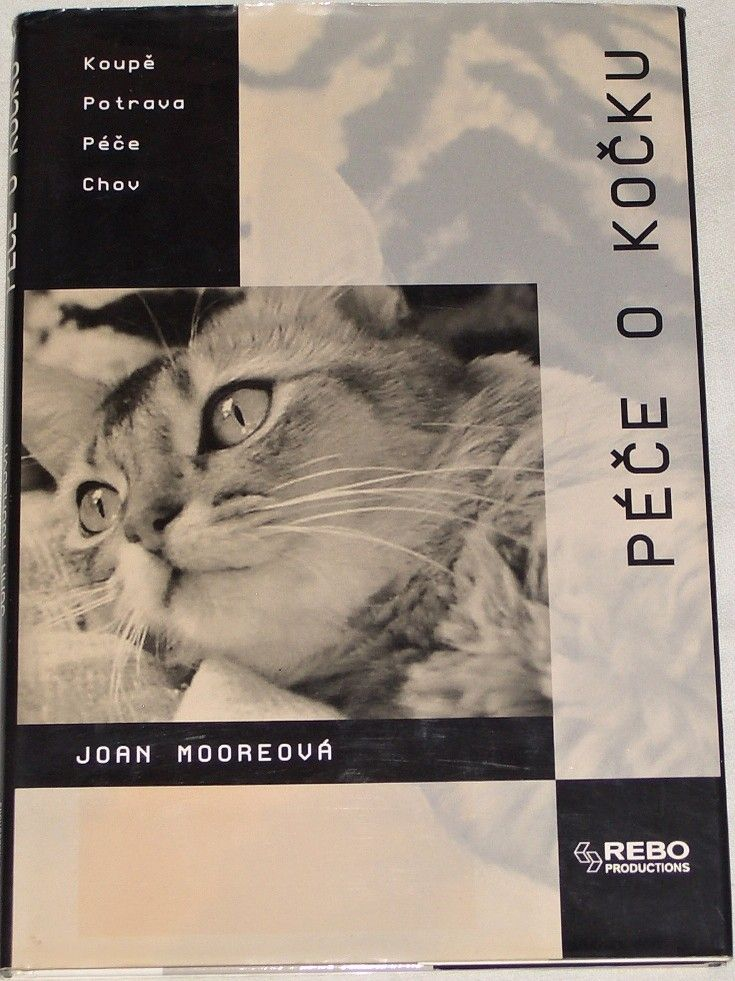 Mooreová Joan - Péče o kočku