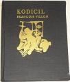 Villon Francois - Kodicil