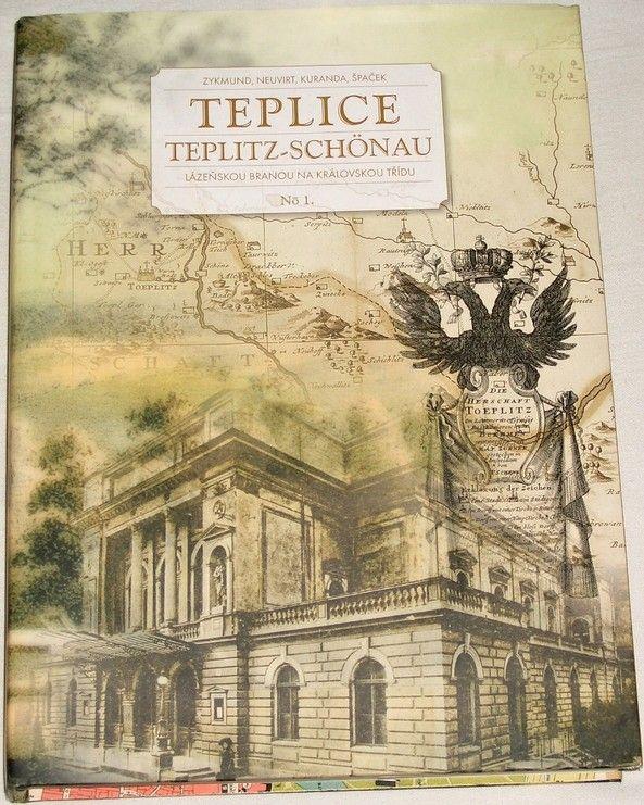 Zykmund, Neuvirt, Kuranda, Špaček - Teplice No.1 (Teplitz-Schönau)