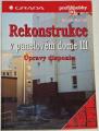 Barták Kamil - Rekonstrukce v panelovém domě III. (Úpravy dispozic)