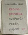 Krňák Rudolf - Kapesní příručka svařování, řezání, pájení