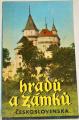 Mapa hradů a zámků Československa