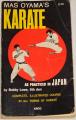 Oyama's Mas - Karate as practiced in Japan