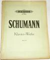 Schumann - Klavier Werke Band II.