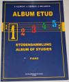 Kleinová, Fišerová, Müllerová - Album etud 1 (piano)