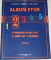 Kleinová, Fišerová, Müllerová - Album etud 2 (piano)