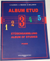 Kleinová, Fišerová, Müllerová - Album etud 3 (piano)