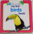 My first Birds Book