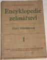 Podešva Jaroslav - Encyklopedie zelinářství I. část všeobecná