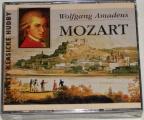 3 CD  Wolfgang Amadeus Mozart (Klenoty klasické hudby)