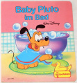 Disney Walt - Baby Pluto im Bad