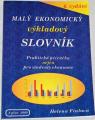 Fialová Helena - Malý ekonomický výkladový slovník