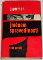 German Jurij - Jménem spravedlivosti