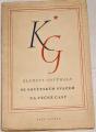 Gottwald Klement - Se Sovětským svazem na věčné časy