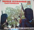 LP Jim Cameron Scottish Dance Band - Danses Ecossaises Traditionnelles