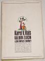 Rais Karel V. - Kalibův zločin a jiné obrazy z podhoří