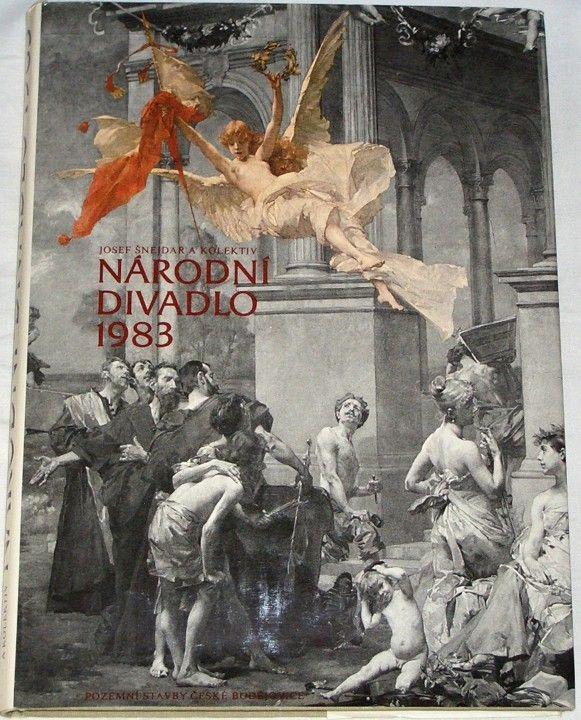 Šnejdar Josef - Národní divadlo 1983