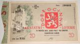 Starý los: 45. Státní dobročinná loterie 1949