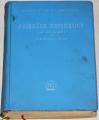 Bronštejn, Semenďajev - Príručka matematiky pre inžinierov a pre študujúcich