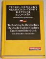 Česko-německý, německo-český slovník s německou výslovností