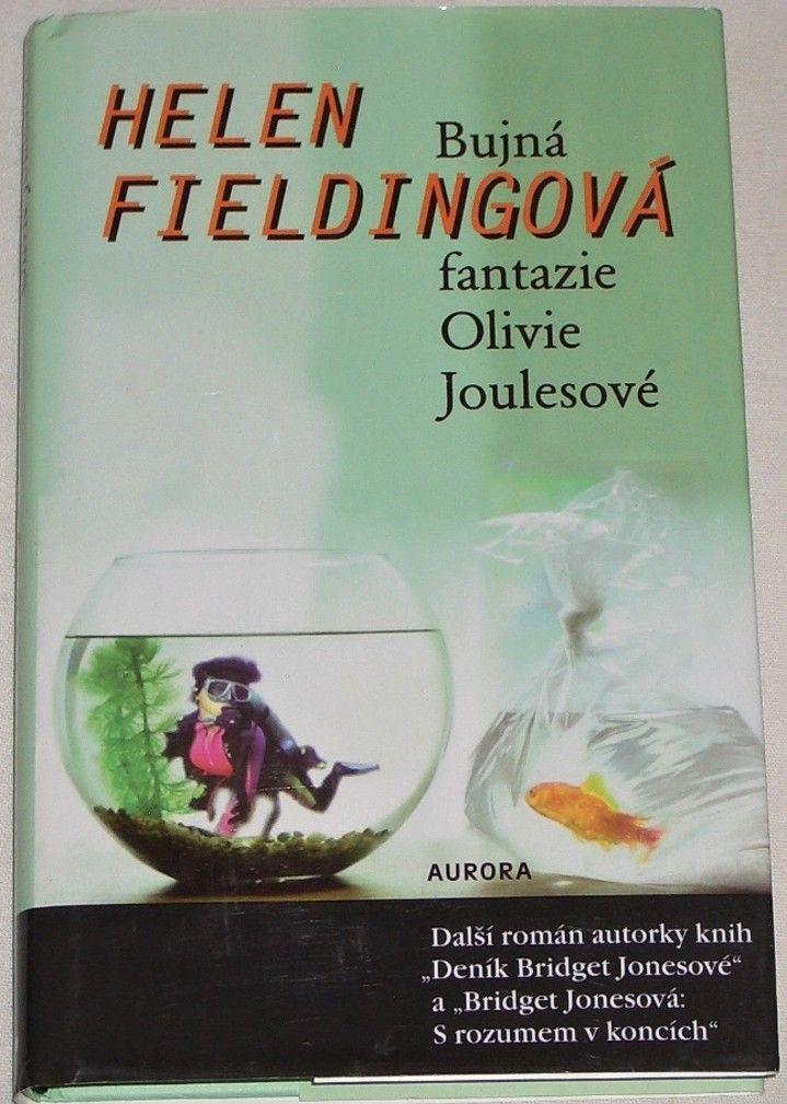 Fieldingová Helen - Bujná fantazie Olivie Joulesové