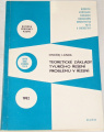 Landa Ondřej - Teoretické základy tvůřčího řešení problémů v řízení