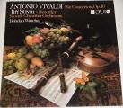 LP Antonio Vivaldi: Six Concertos, Op. 10