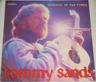 LP Tommy Sands: Singing of the Times