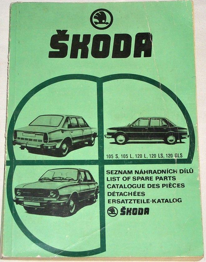 Škoda 105 S, 105 L, 120 L, 120 LS, 120 GLS
