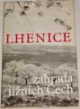 Starý Václav - Lhenice, zahrada jižních Čech