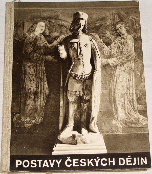 Novotný Vladimír - Postavy českých dějin v umění vývarném