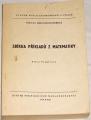 Prágerová Alena - Sbírka příkladů z matematiky