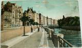 Praha: Riegrovo nábřeží 1913