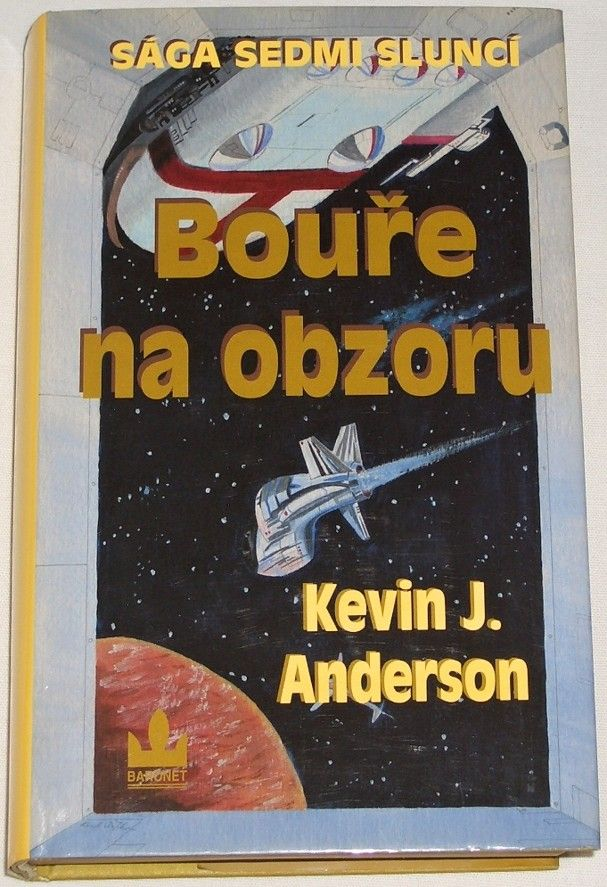 Anderson Kevin J. - Bouře na obzoru (Sága sedmi sluncí 3)