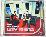 CD  Lety mimo: 2001 Space punk