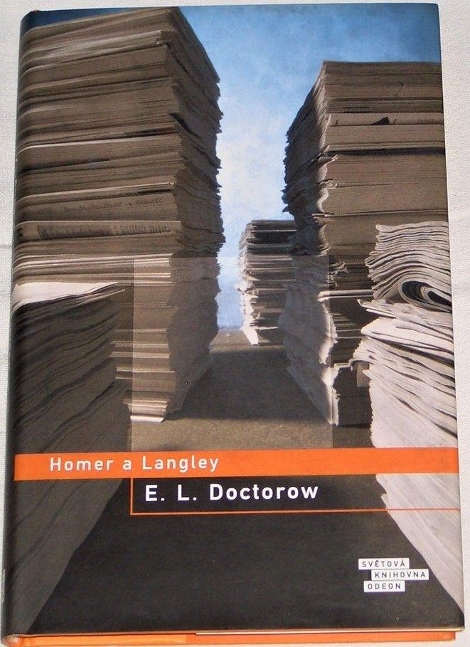 Doctorow E. L. - Homer a Langley