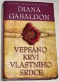 Gabaldon Diana - Vepsáno krví vlastního srdce