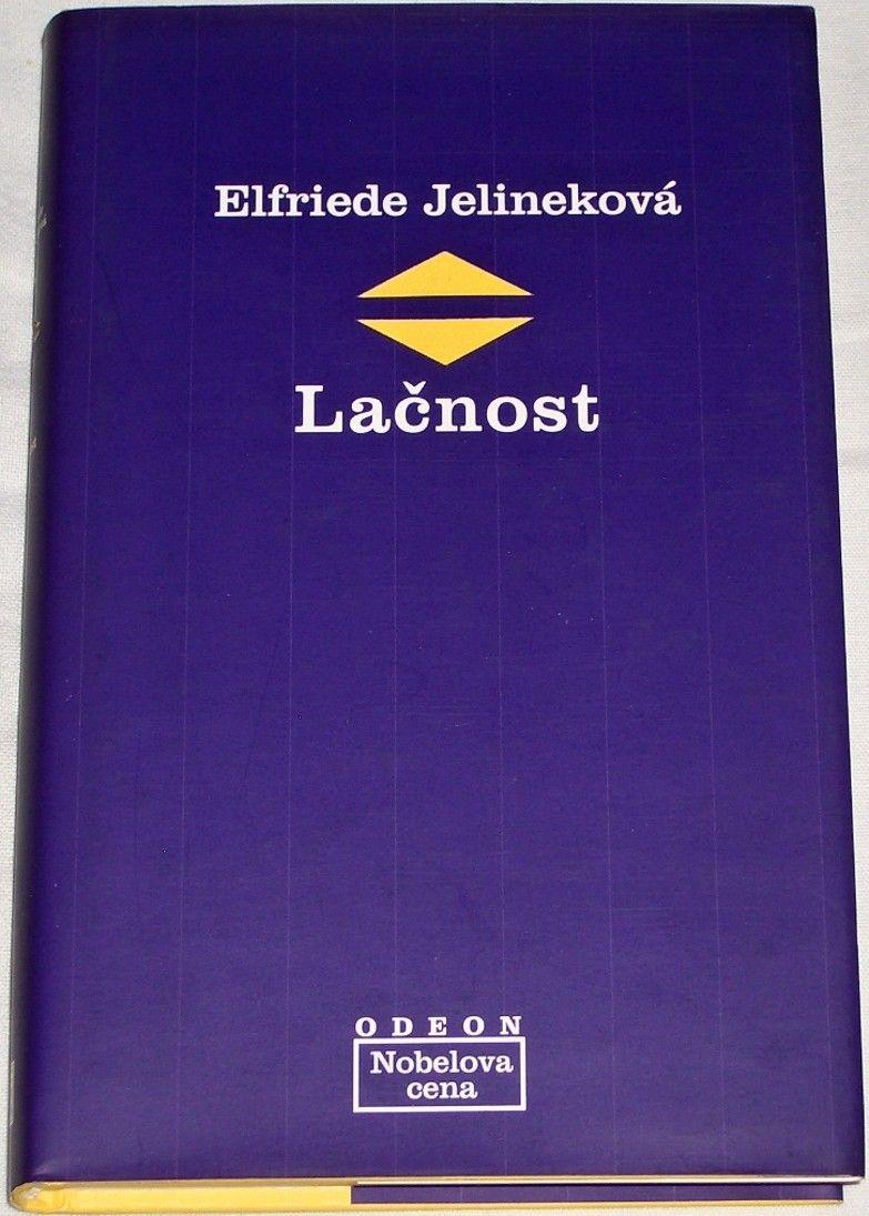Jelineková Elfriede - Lačnost