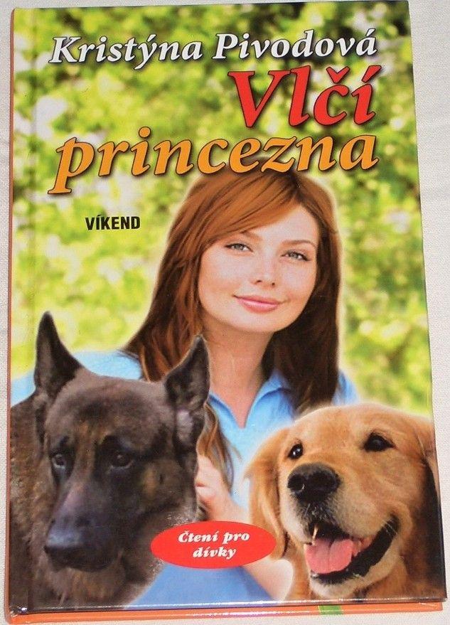 Pivodová Kristýna - Vlčí princezna