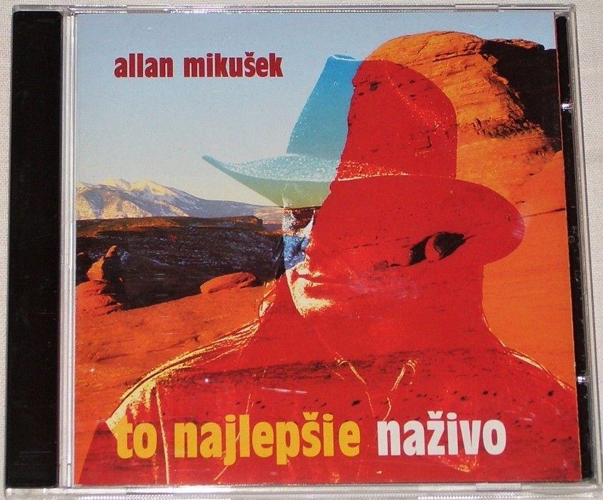 CD Allan Mikušek: To najlepšie naživo