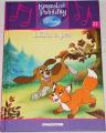 Disney - Liška a pes (Kouzelné pohádky 22)