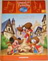 Disney - Tři mušketýři (Kouzelné pohádky 28)