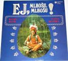 LP  Banjo Band Ivana Mládka: Ej, Mlhošu, Mlhošu