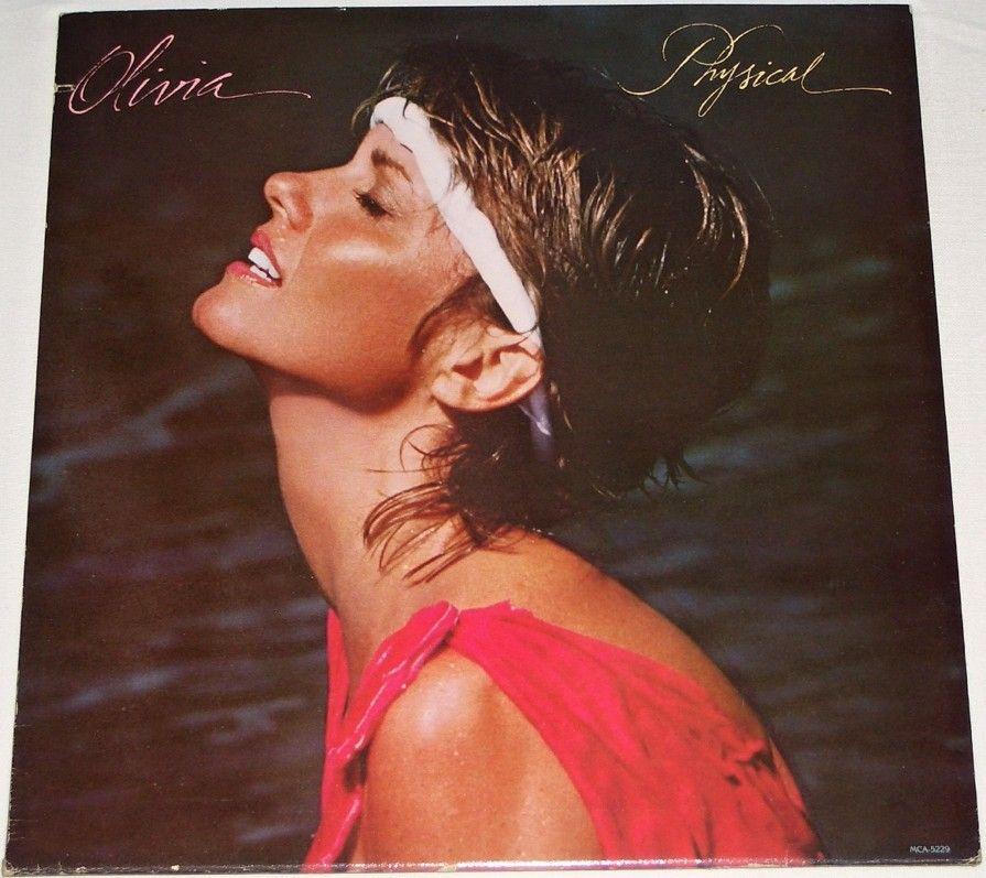 LP Olivia Newton-John: Physical