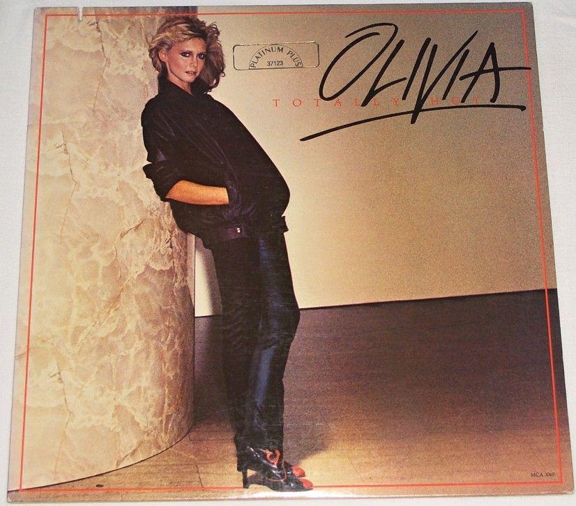 LP Olivia Newton-John: Totally Hot
