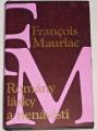 Mauriac Francois - Romány lásky a nenávisti