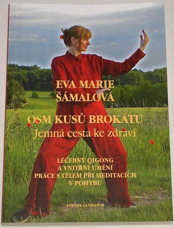 Šámalová Eva Marie - Osm kusů brokátu (Jemná cesta ke zdraví)