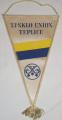sportovní vlaječka TJ Sklo Union Teplice